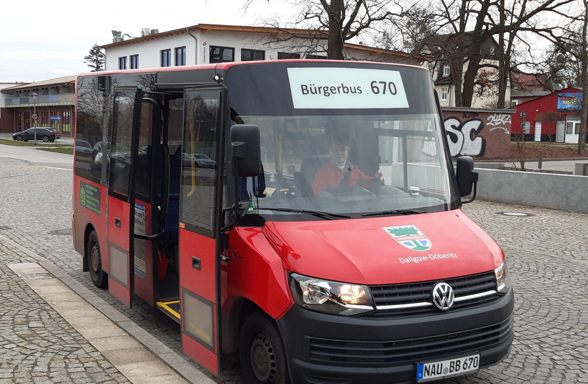 BürgerBus Dallgow